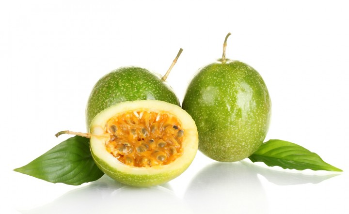 043_Grüne Passionsfrucht